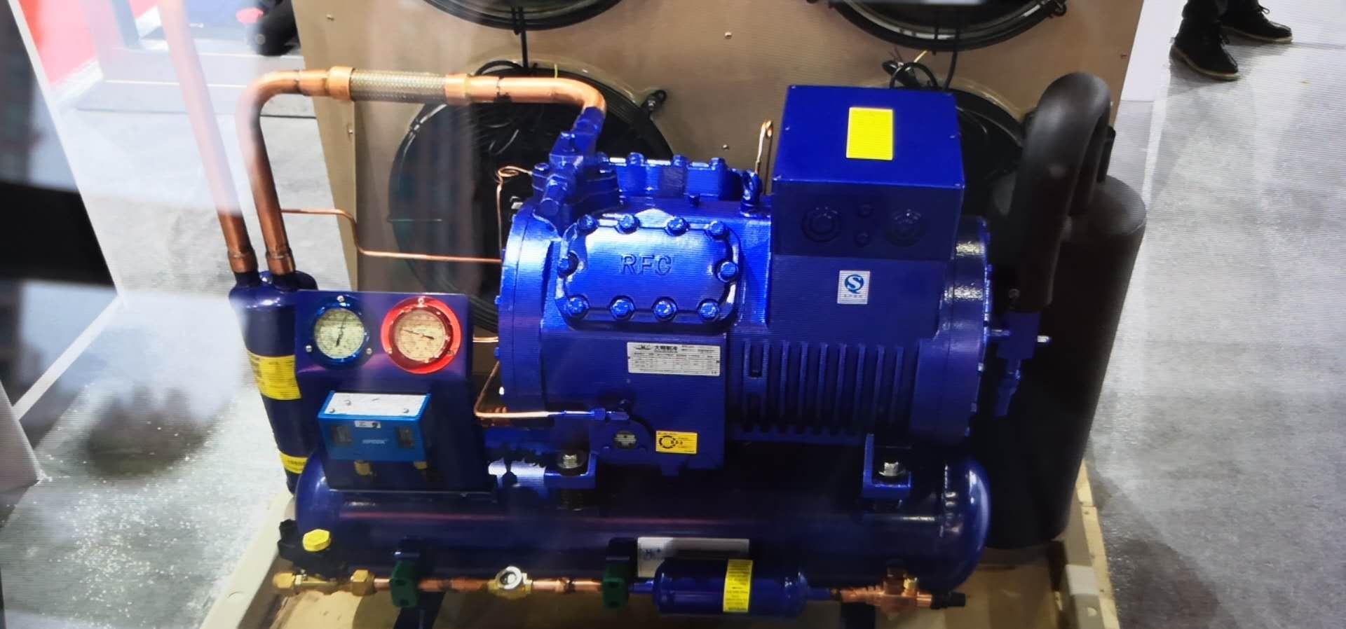 piston reciprocating compressor